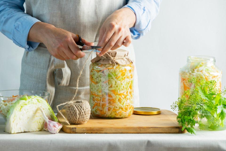 Sauerkrautsaft selber herstellen