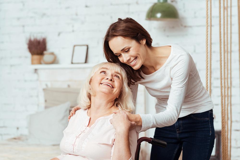 pflegerin für rentner