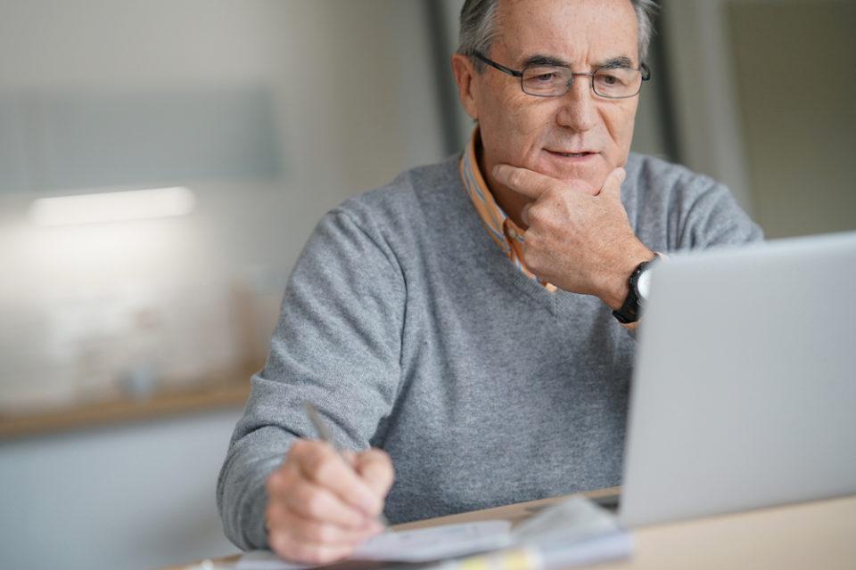 Rentenausweis beantragen