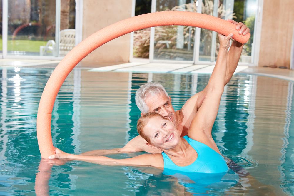 Aquagymnastik übungen