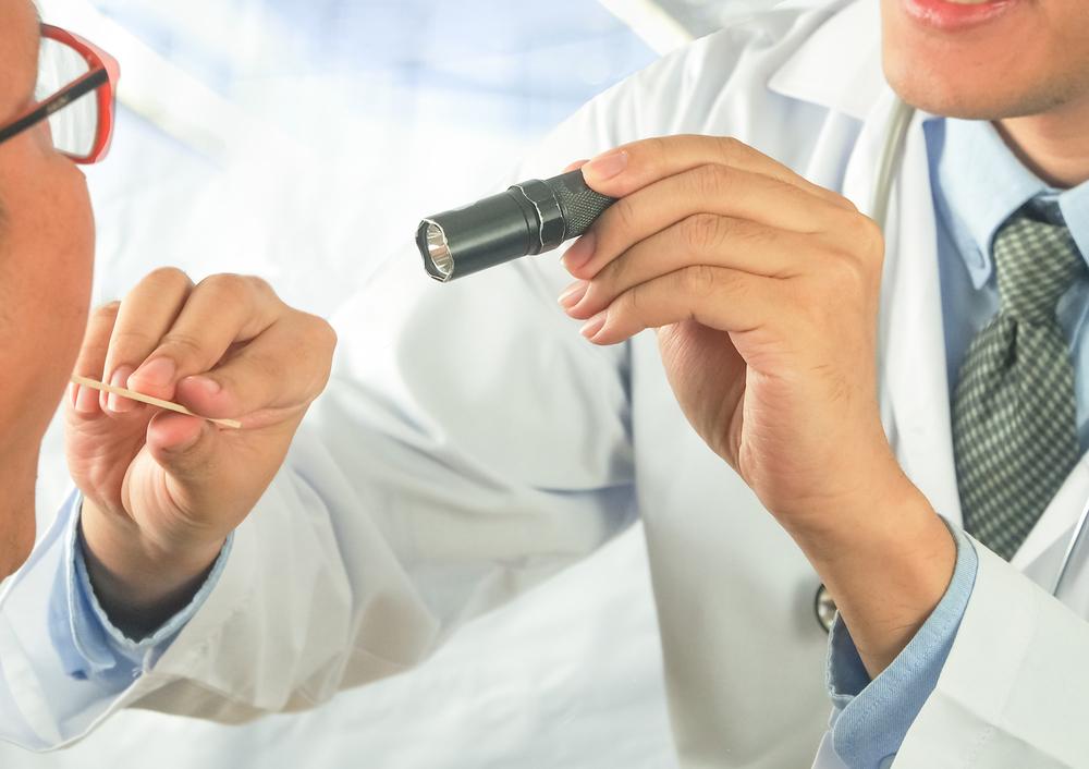 Behandlung einer Speiseröhrenverengung